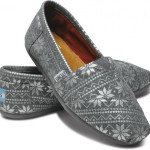 Toms Snowflake Shoes Friday Favorite