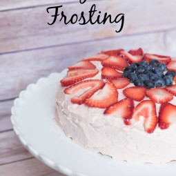 Easy Cake Frosting