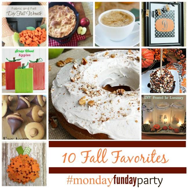 10 Fall favorites
