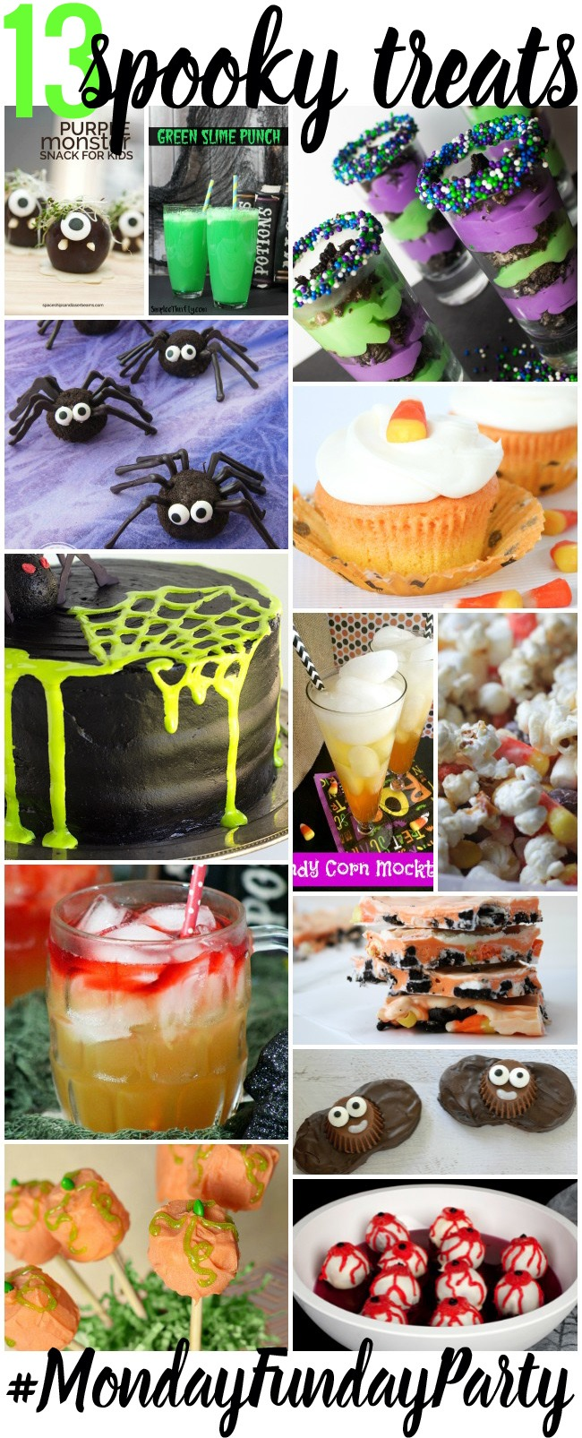 13 Spooky Treats