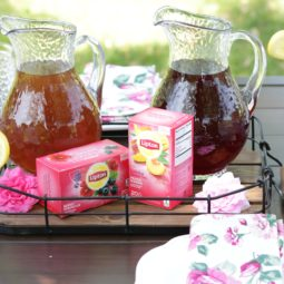 Host a Book Club Tea Party