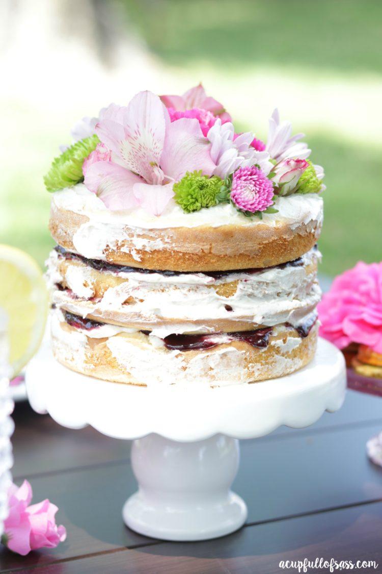 Wedding Cake Filling Recipes
