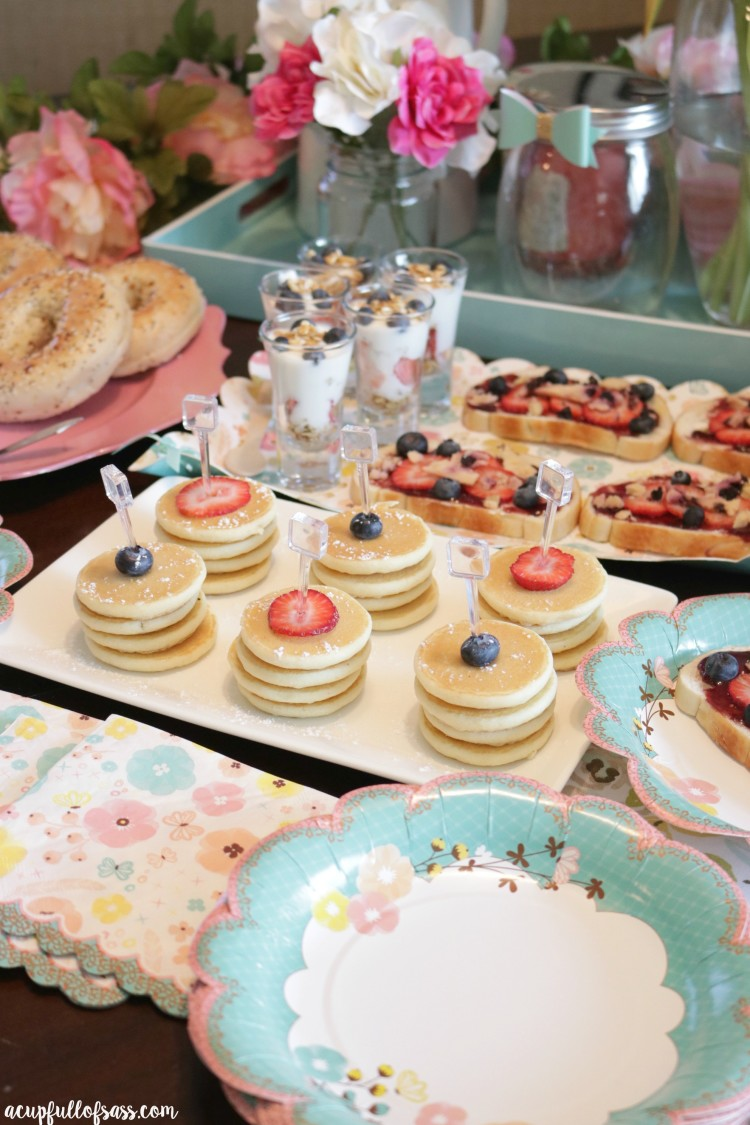 Easter Brunch and Decor Ideas