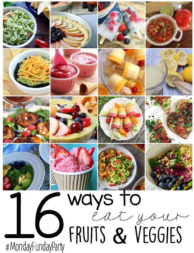 16 Summer Recipes