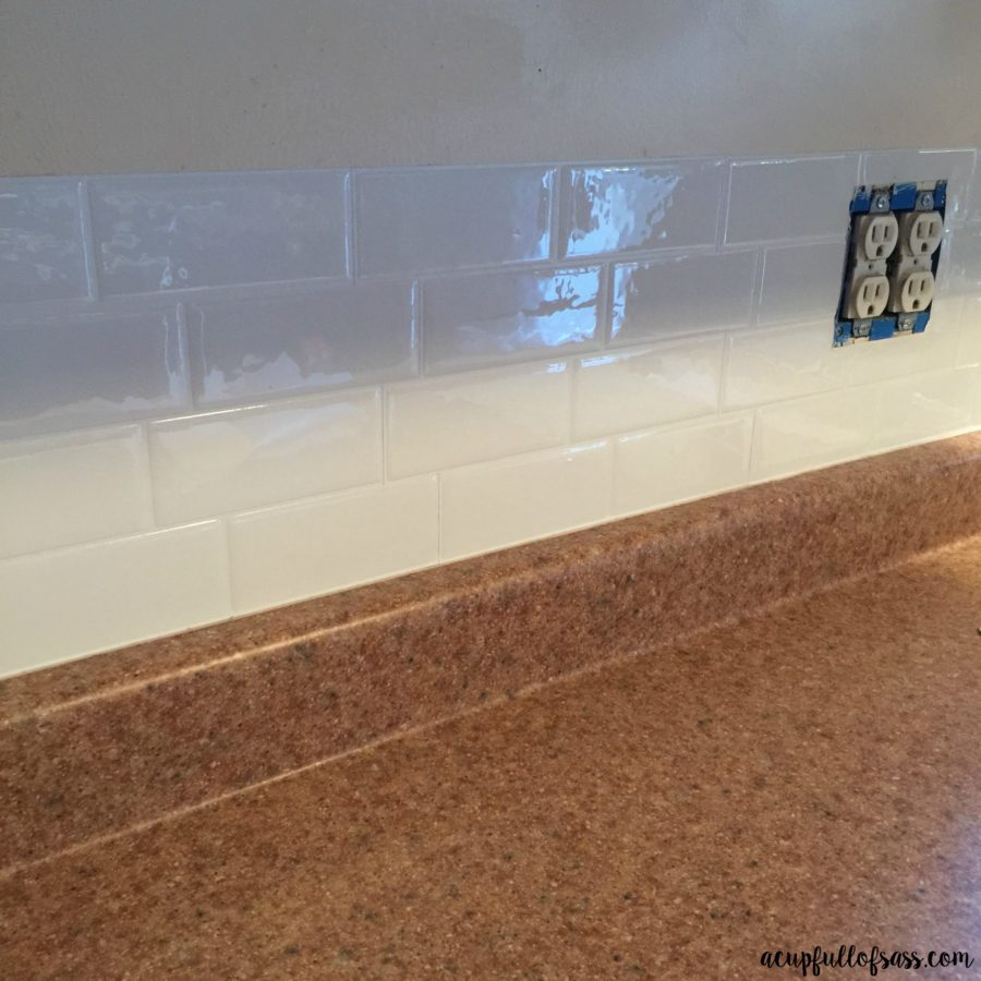 smart tiles kitchen backsplash a cup full of sass