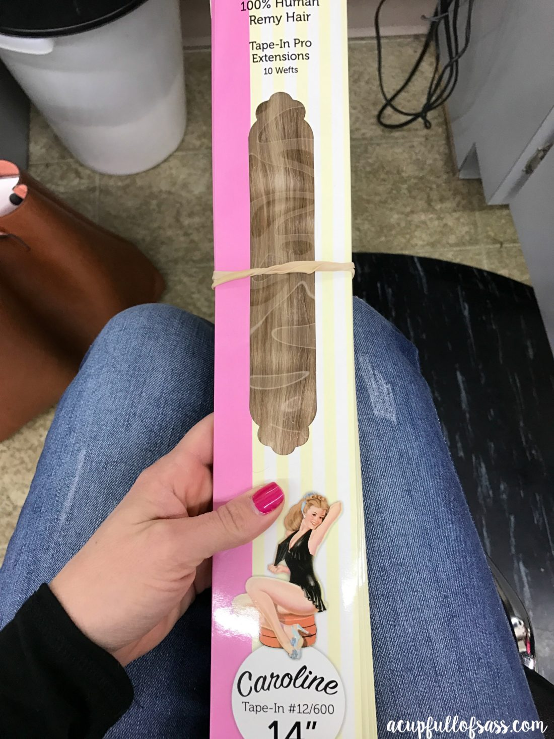 Babe Tape-In Hair Extensions