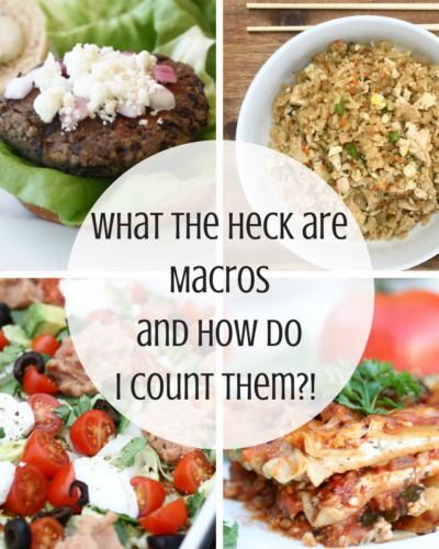 What The Heck Are Macros | Why & How To Count Them