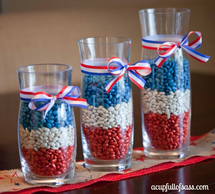 Fourth of July DIY home decor