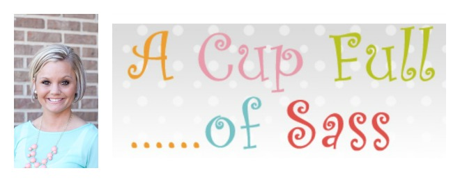 a cup full of sass pic header
