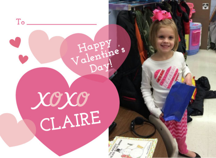 CLAIRE V DAY PARTY