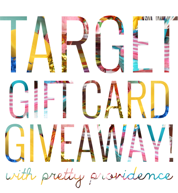 $450 Target Gift Card Giveaway
