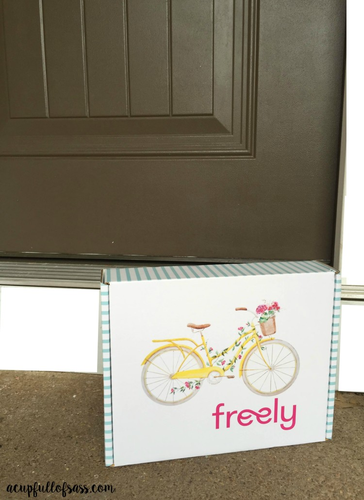 My Freely Box Subscription