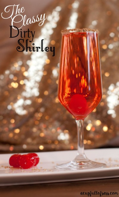 the classy dirty shirley