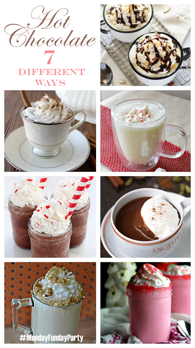 Seven Hot Chocolate Recipes