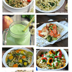 8 Healthy Recipes