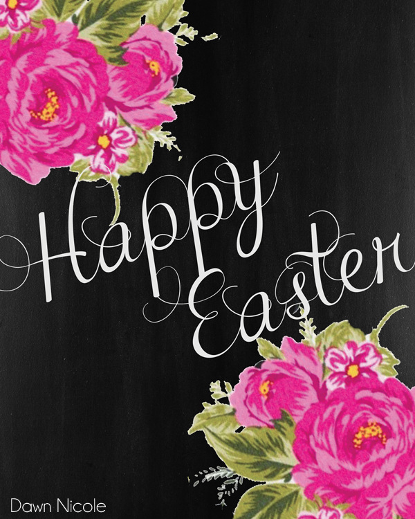 Happy-Easter-Print