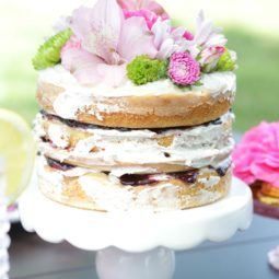 Easy Naked Cake Recipe