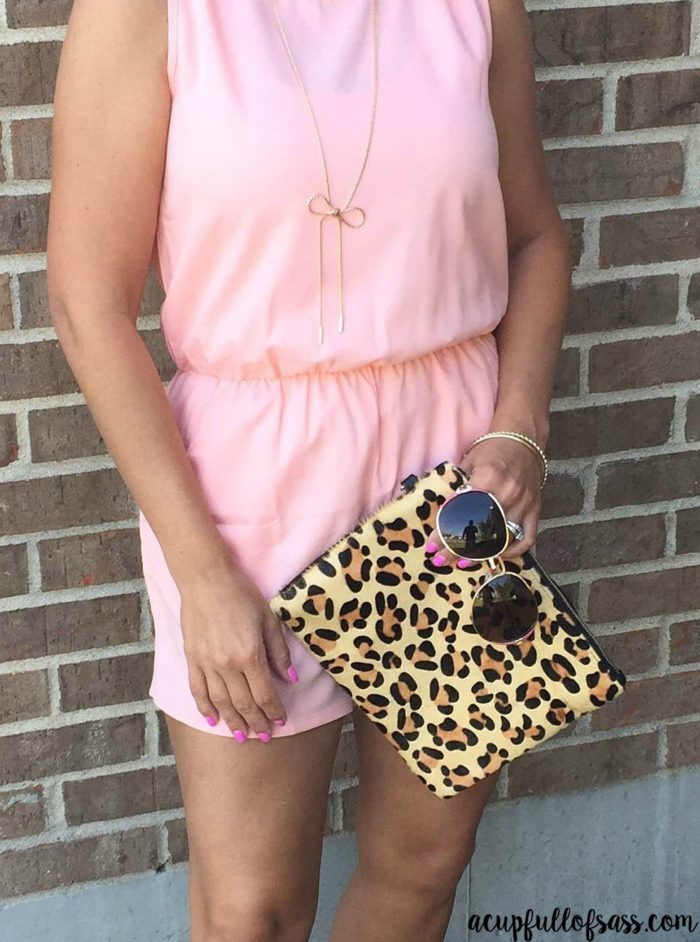 Summer Romper Outfit