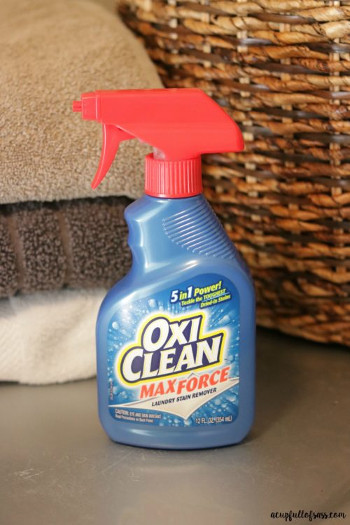 oxiclean Maxforce Spray