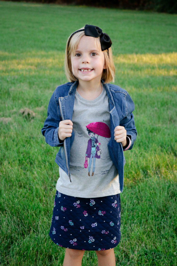 Back to School with Gymboree