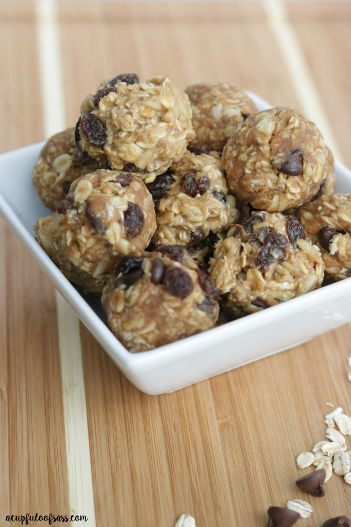 no bake protein Energy Bars
