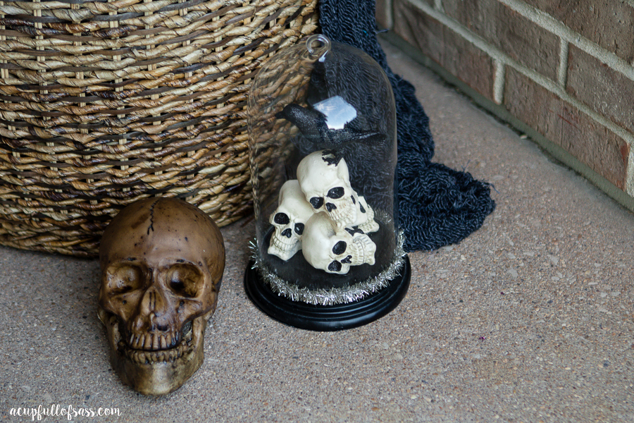 Halloween Fall Front Porch Decor