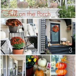 Fall on the Porch Ideas
