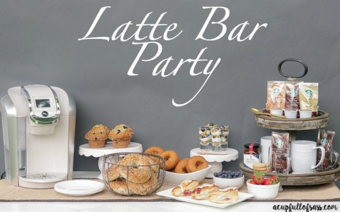 latte-bar-party ideas
