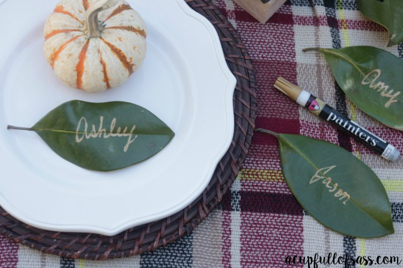 diy-leaf-place-cards