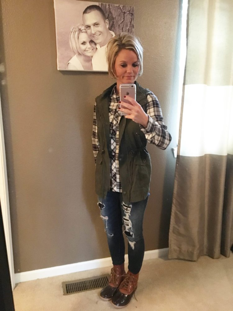 Fall Outfit Ideas. For Thanksgiving