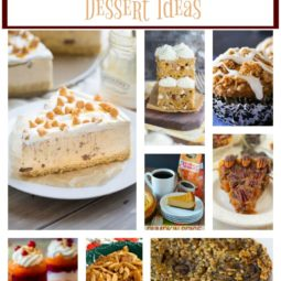 8 Last Minute Thanksgiving Desserts