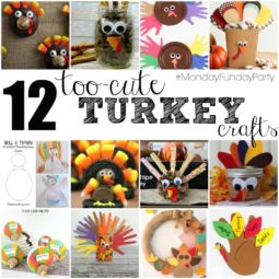 12 Turkey Crafts