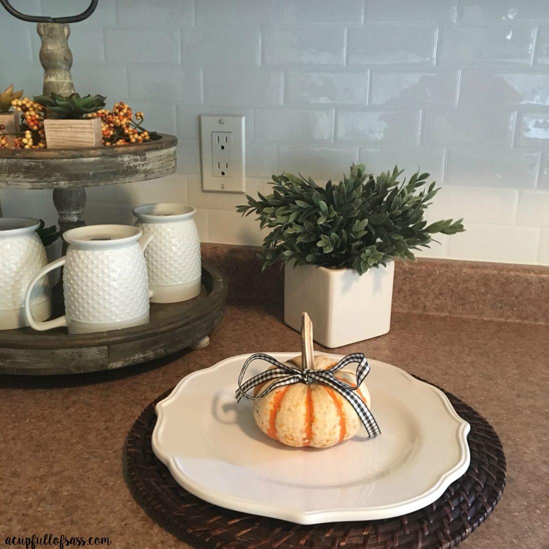 Smart Tiles Kitchen Backsplash A Cup Full Of Sass