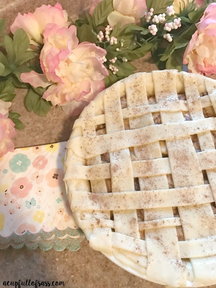 Easy Apple Pie recipe anyone can make.