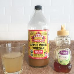 My Apple Cider Vinegar & Honey Daily Drink