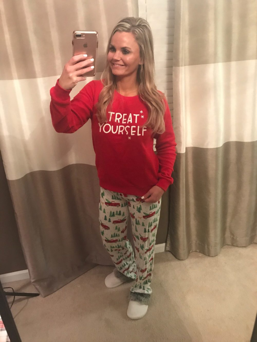 Cute Comfy Pajamas for Christmas