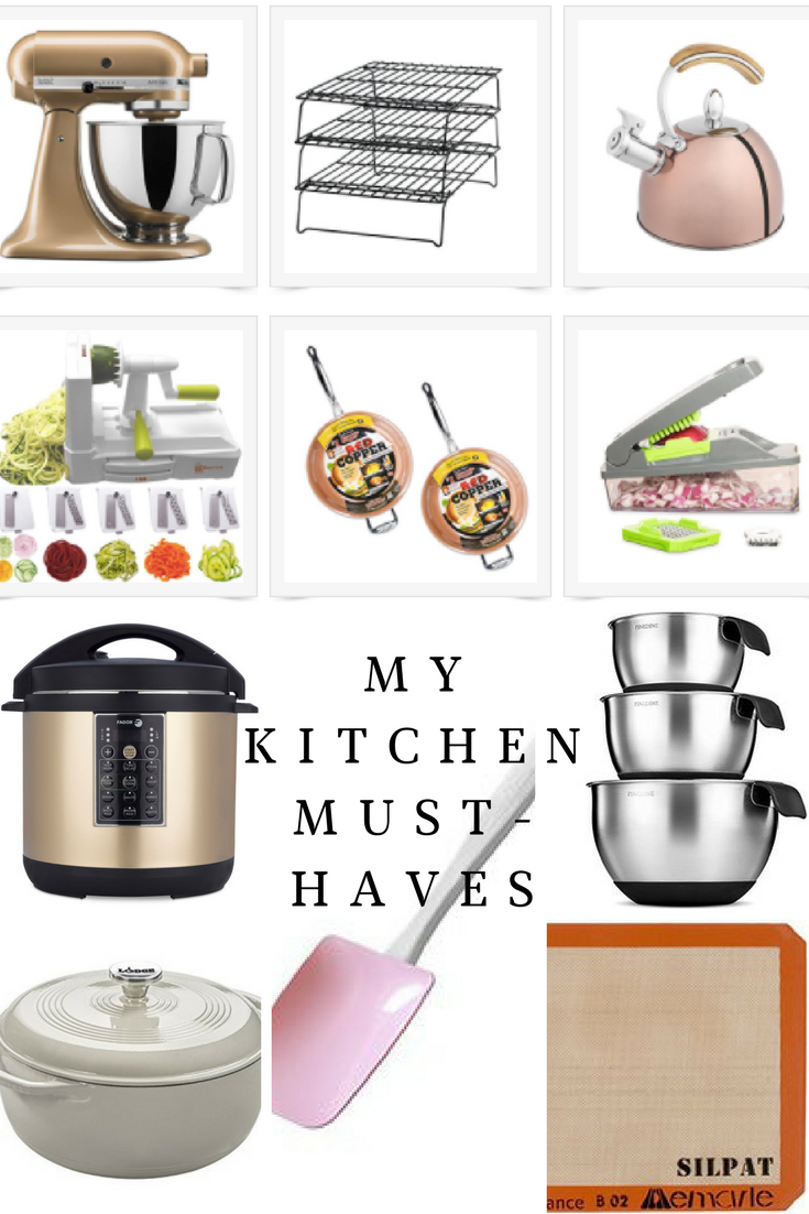 My Kitchen Must Haves. Kitchen Tools you need to own. - A ...