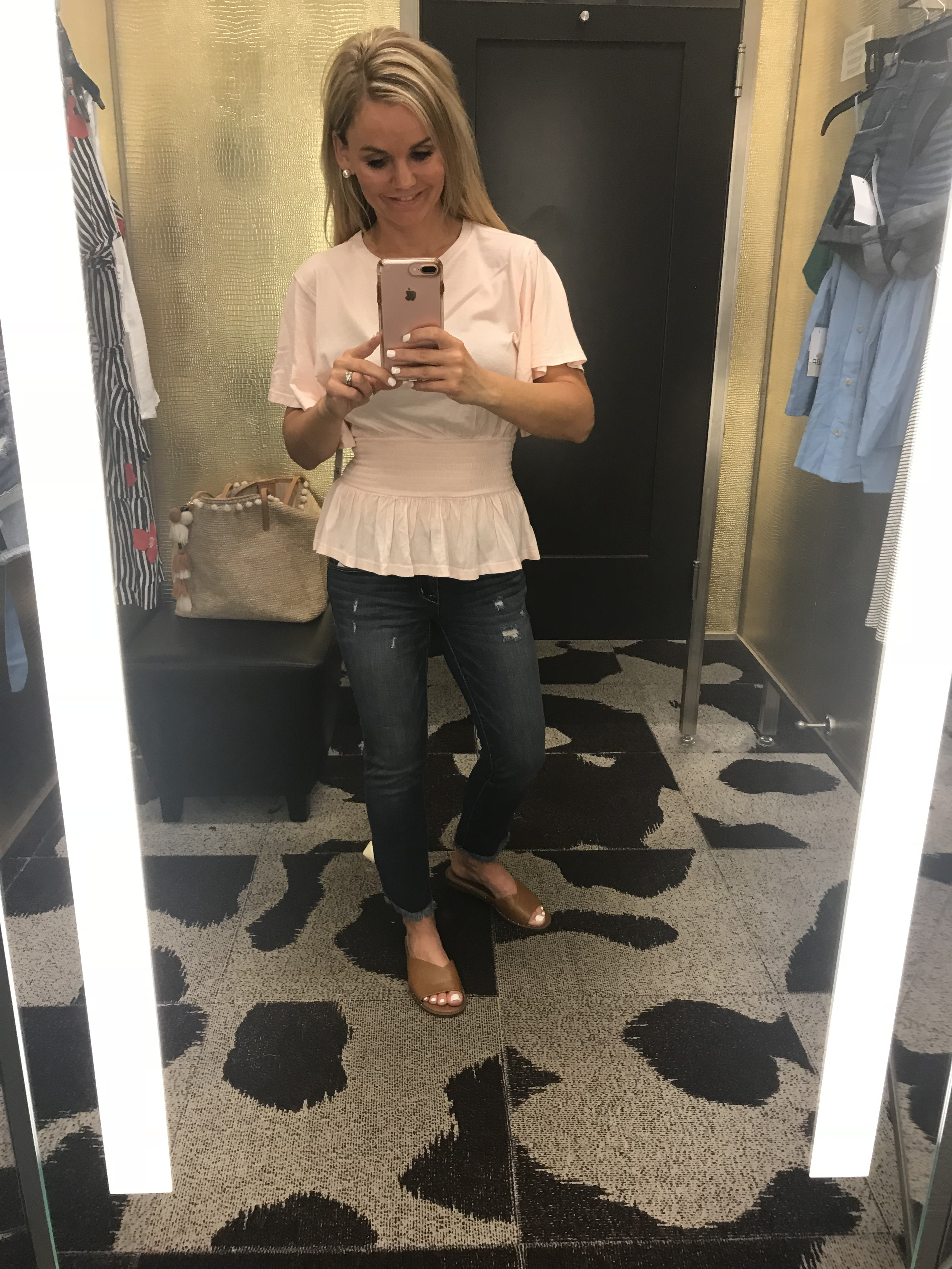 Nordstrom Dressing Room Try. Great Summer Outfit ideas.