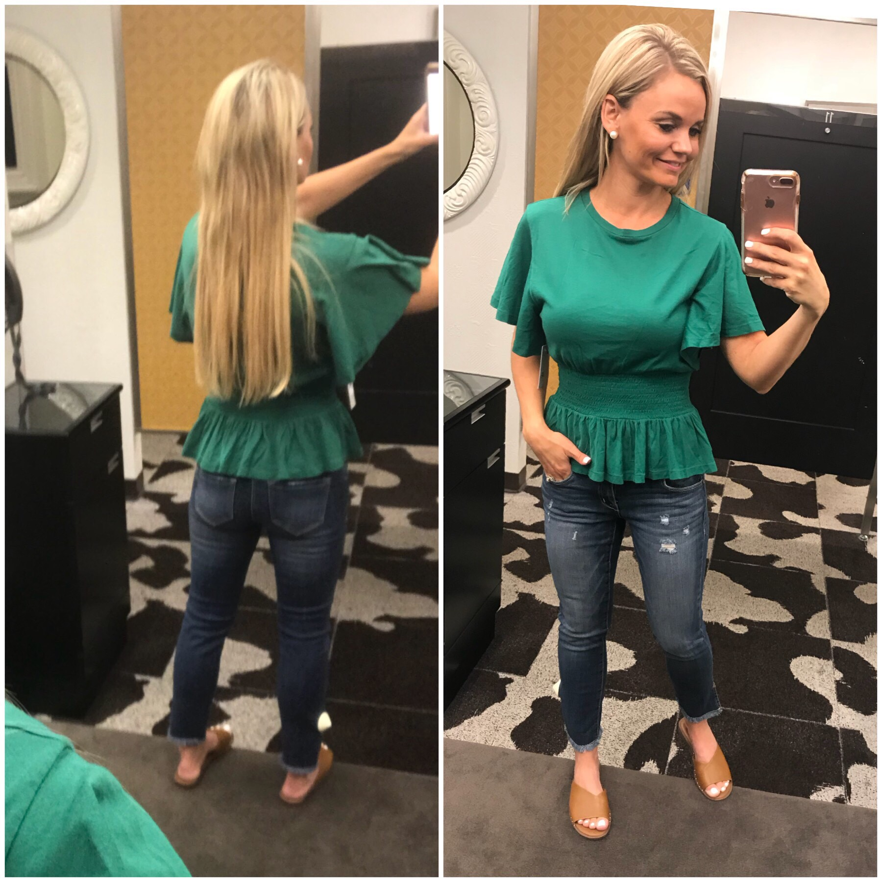 Nordstrom Dressing Room Try-On and outfit ideas.