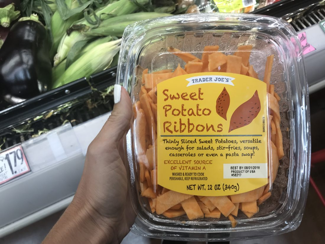 Trader Joe's Healthy Food Items