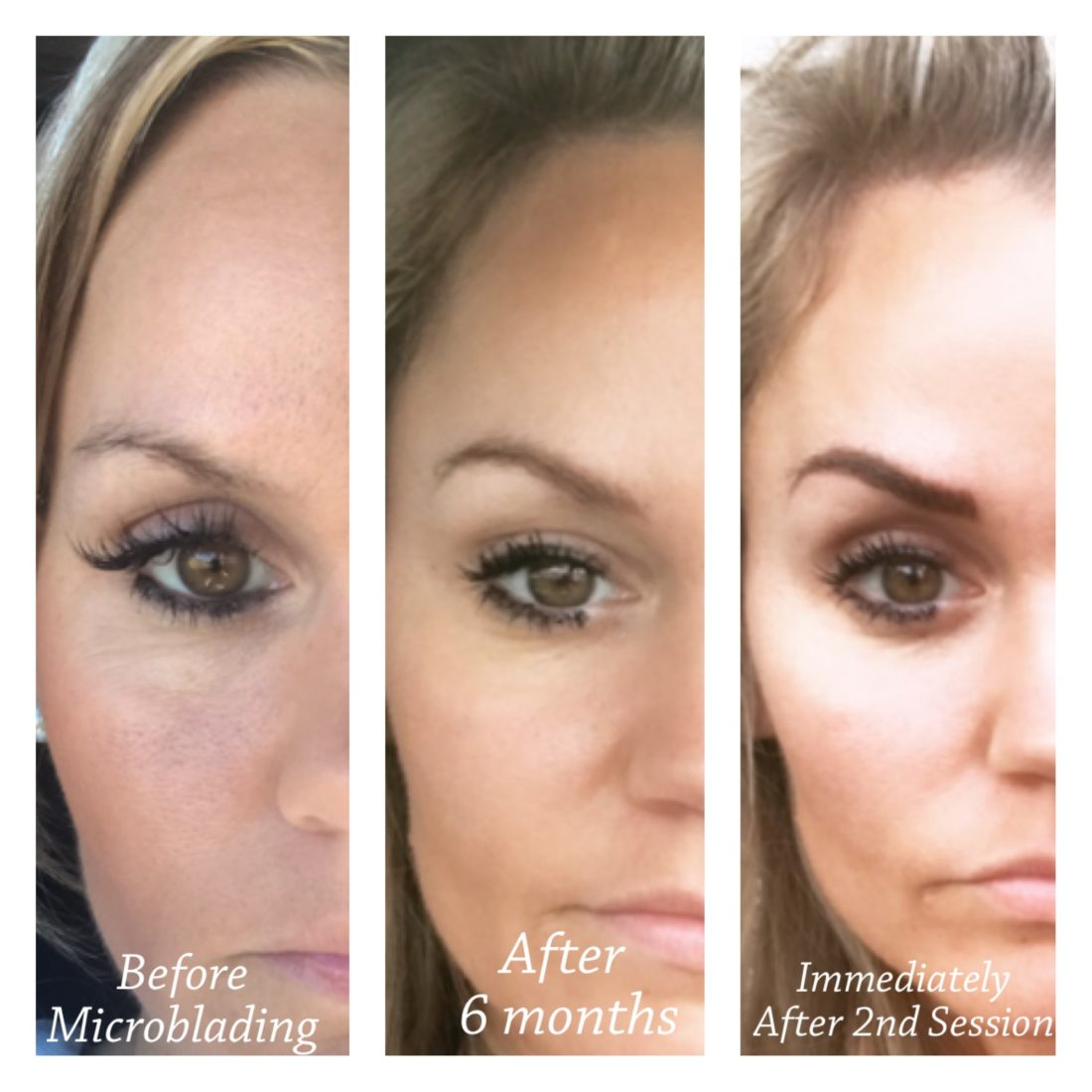 Microblading | 10 Things You Need to Know. Before and After Photos