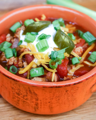 Quick and Easy Chili
