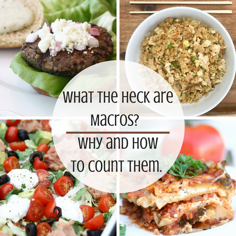 What the heck are Macros? Why and how to count them?