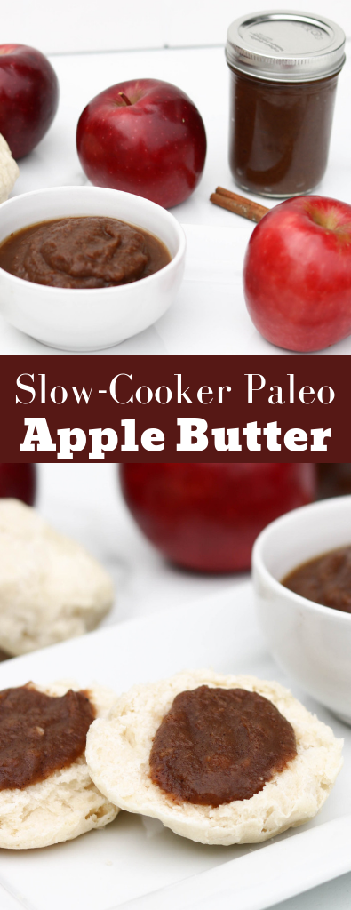 Slow-Cooker Paleo Apple Butter