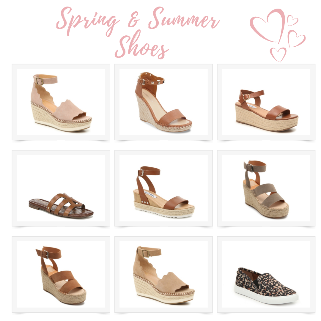 Spring and Summer Outfits & Shoes ideas