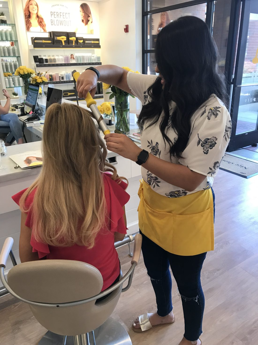 My First Blowout at Drybar| Everything You Need to Know