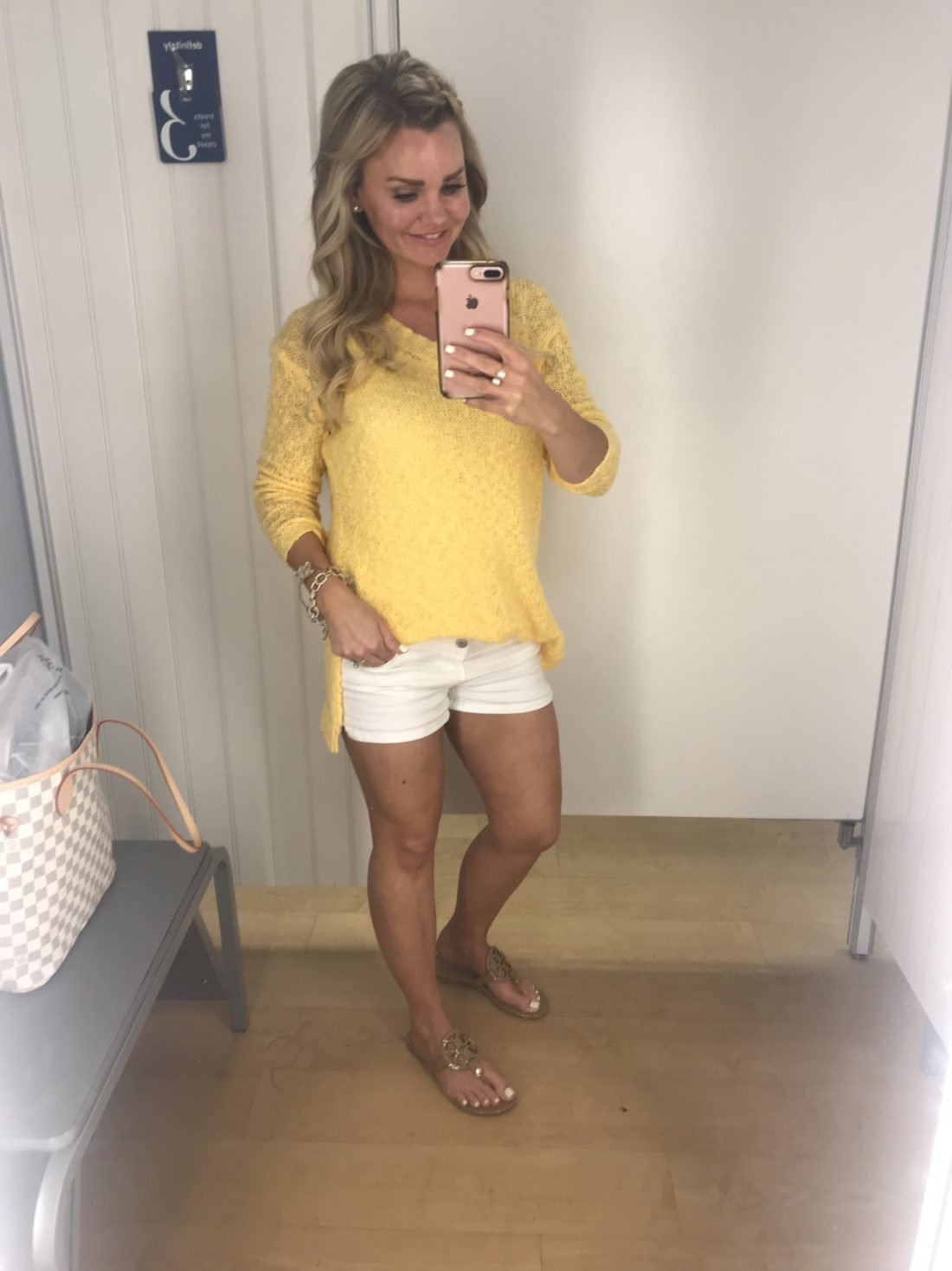Yellow Shirt Summer Outfits