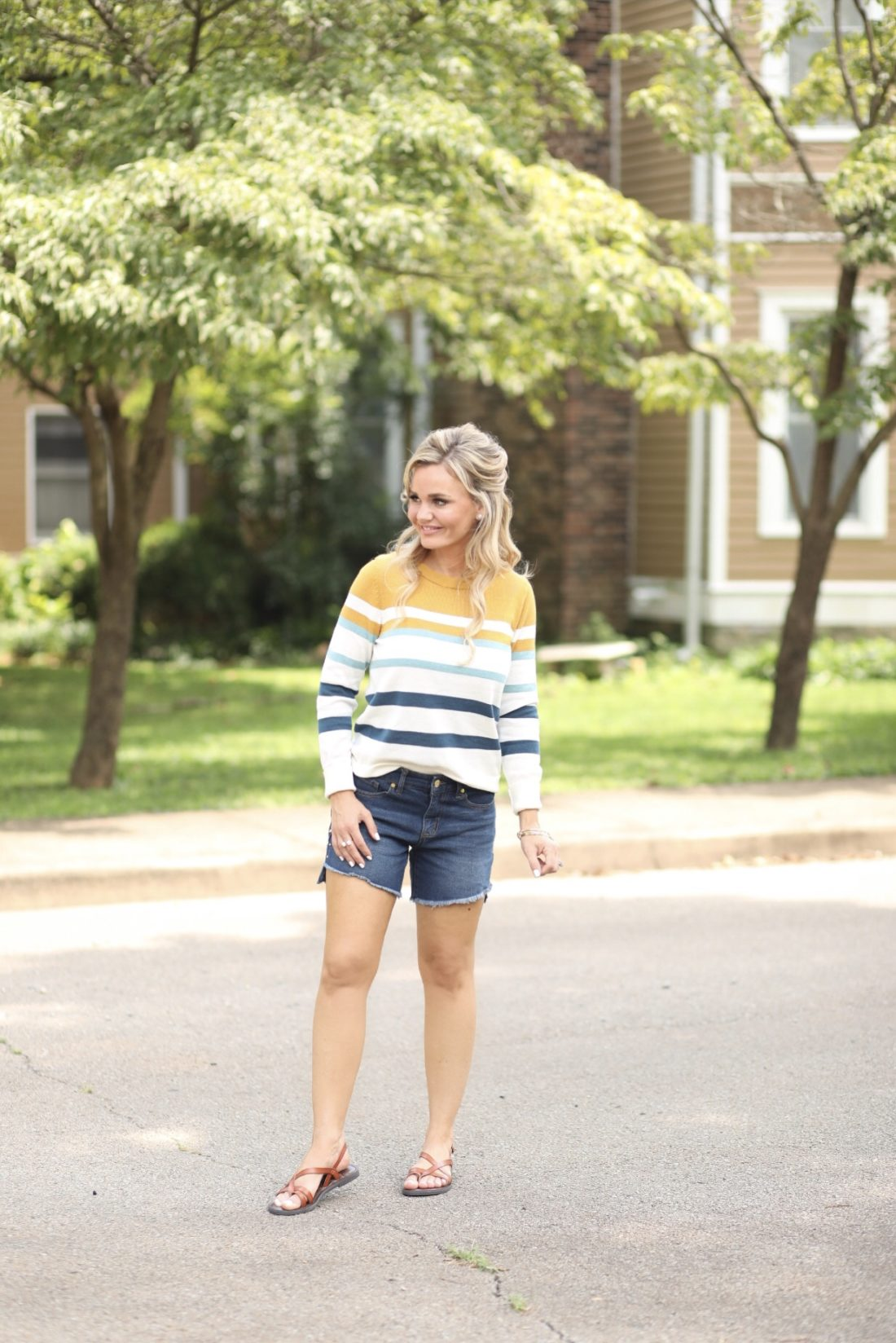 Stylish Outfits from Walmart - Fall Sweater