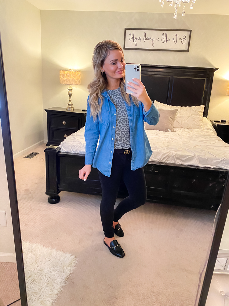 Target Fashion Finds -Try-On