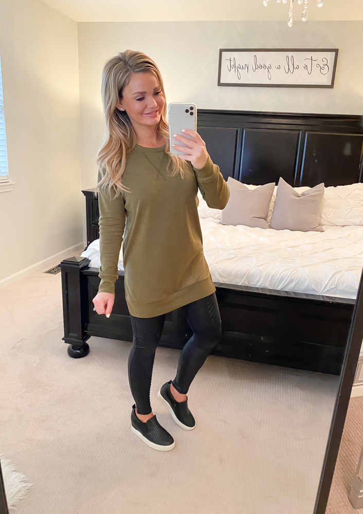 Amazon Fashion Finds | February - Tunic Top